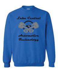 Lake Central Automotive Technology Crewneck