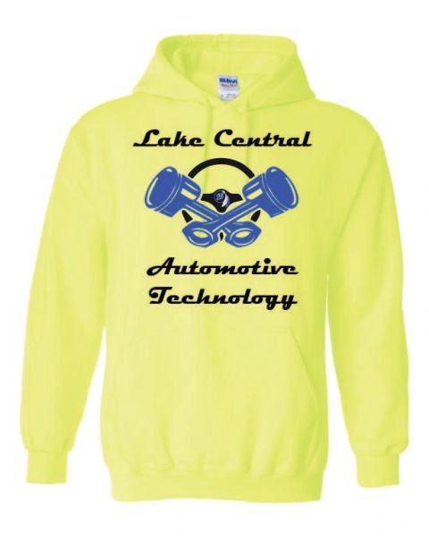 Lake Central Automotive Technology Hoodie
