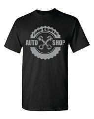 Lake Central Auto Shop T-shirt