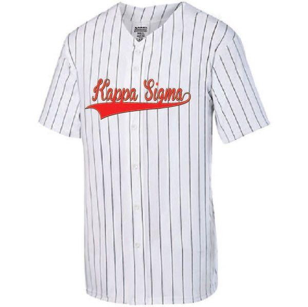 Kappa Sigma Baseball Jersey
