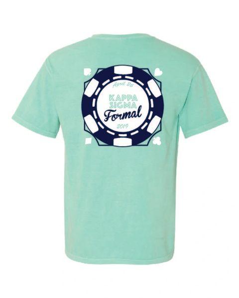 Kappa Sigma 2019 Formal T-Shirt