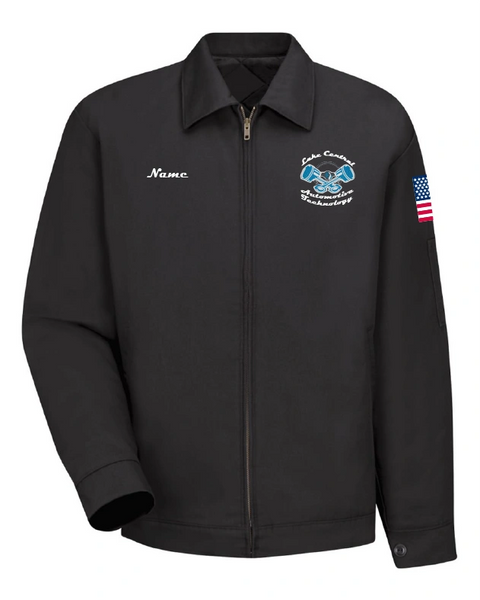 Lake Central Automotive Technology Jacket