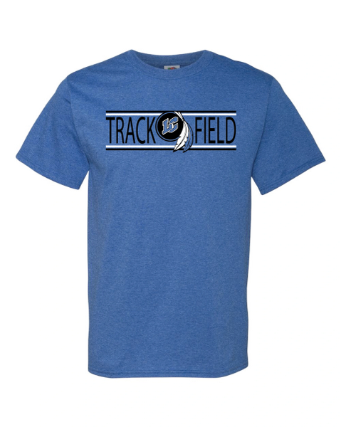 Lake Central Track & Field T-Shirt
