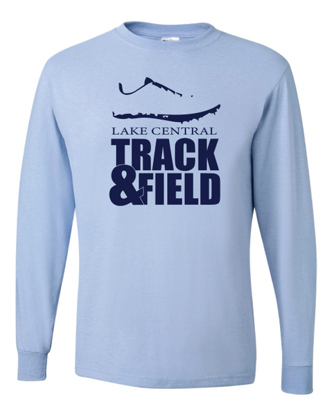Lake Central Track & Field Long Sleeve