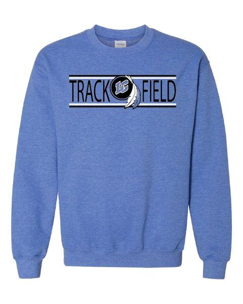 Track & Field Crewneck