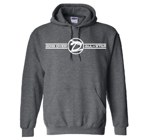2019 Dyer All-Stars Hoodies