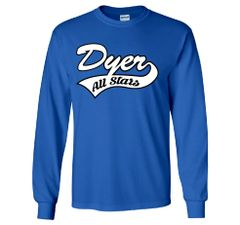 Dyer All-Stars Long Sleeves