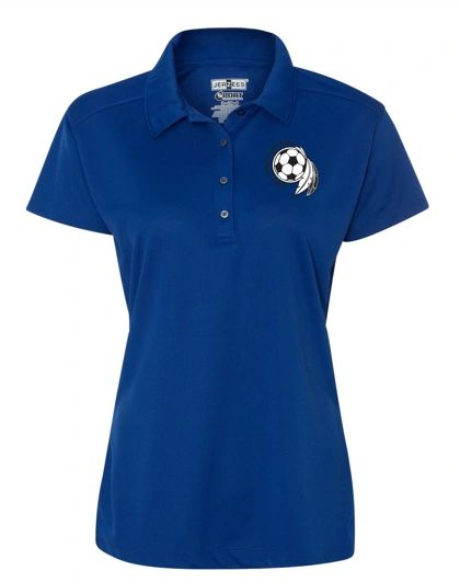 Soccer Dream Catcher Women's Polo