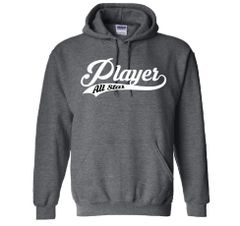 All Star Player Hoodie