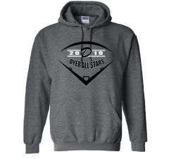 Dyer All Stars Practice Hoodie