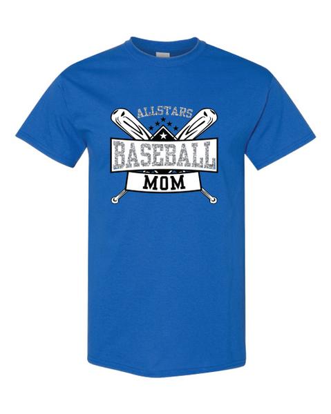 All-Star Baseball Mom T-shirt