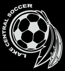 Soccer Dream Catcher Window Decal