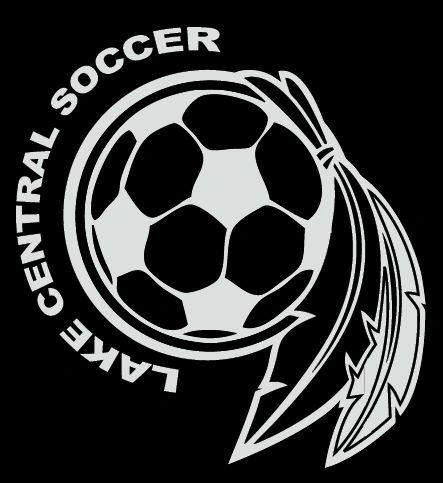 Soccer Dream Catcher Window Decal