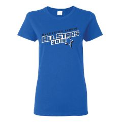 2019 Dyer All Stars District 1 Champions Women's T-Shirt
