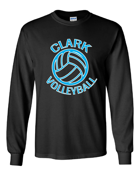 Clark Volleyball Cotton Long Sleeves 2019