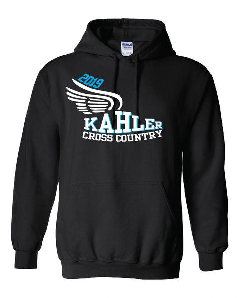 Kahler Cross Country Hooded Sweatshirt 2019