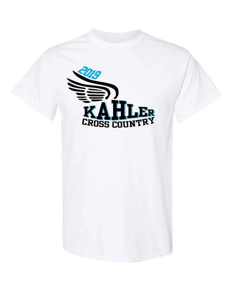 Kahler Cross Country Performance T-Shirt 2019