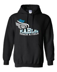 Kahler Track Hooded Sweatshirt 2019