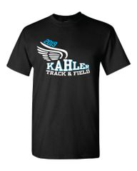 Kahler Track Cotton T-Shirt 2019