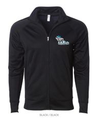 Kahler Track Poly-Tech Full-Zip Track Jacket 2019