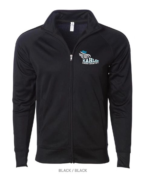 Kahler Cross Country Poly-Tech Full-Zip Track Jacket 2019