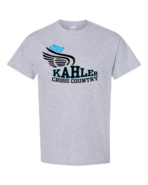 Kahler Cross Country Cotton T-Shirt 2019