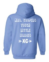 Clark Cross Country Hooded Sweatshirt 2019