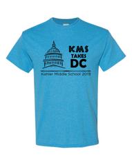 Kahler Takes DC 2019 T-shirt