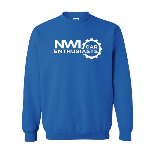 NWICE Gears Crewneck Sweatshirt