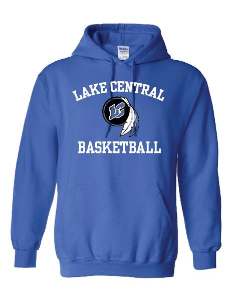 Lake Central Basketball Hoodie