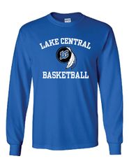 Lake Central Basketball Long Sleeves