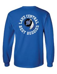 Lake Central Best Buddies Long Sleeves