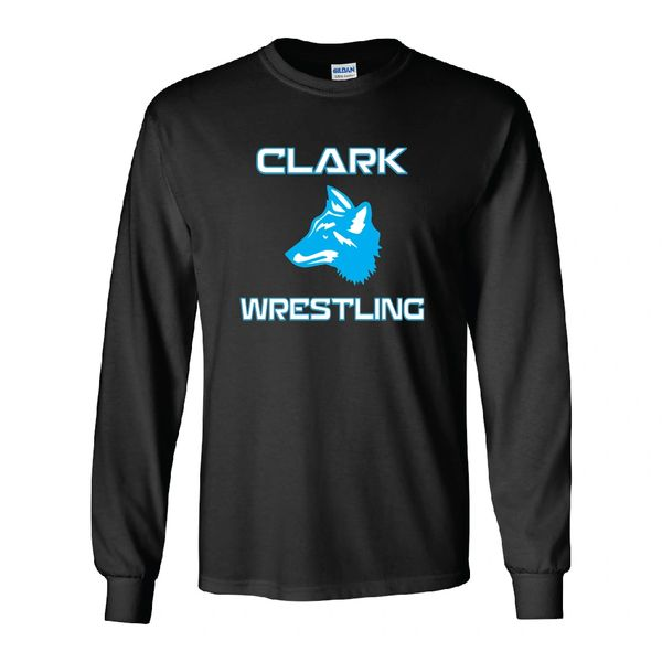 Clark Wrestling Long Sleeves