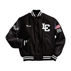 Lake Central Automotive Technology Letterman's Jacket