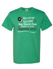 Lake Central 2020 St.Baldrick's T-Shirt