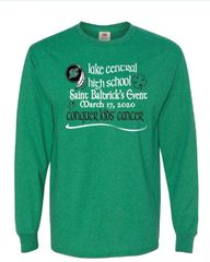 Lake Central 2020 St.Baldrick's Long Sleeves