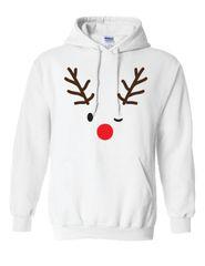 Reindeer Hoodie