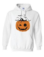 Halloween Pumpkin Hoodie