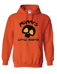 Mummy's Little Monster Hoodie