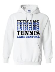 Lake Central Indians Tennis Hoodie