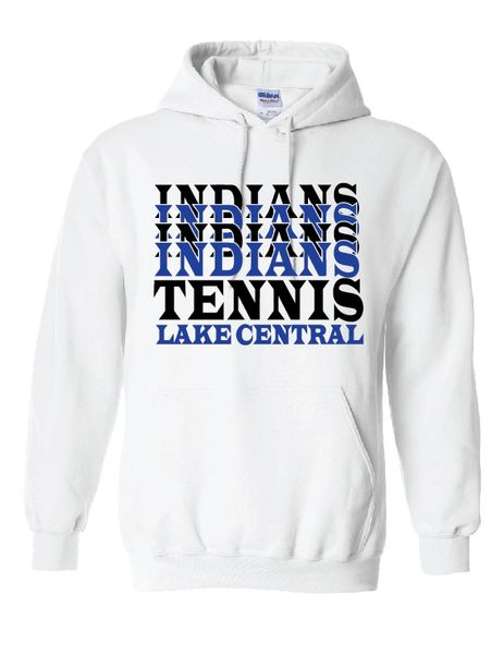 Lake Central Indians Tennis Hoodie