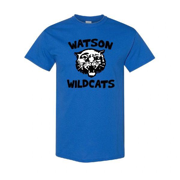 Watson Wildcats Royal T-Shirt