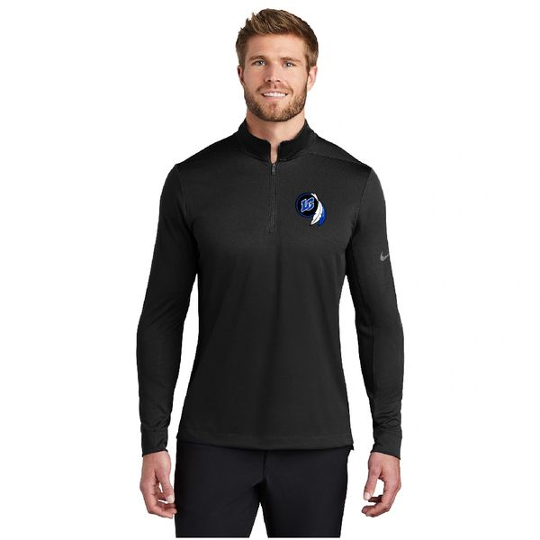 Nike Dry 1/2-Zip Cover-Up Embroidered LC Logo