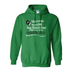 Lake Central 2020 St.Baldrick's Hoodie