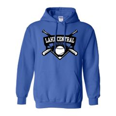 Lake Central Baseball Hoodie