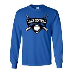 Lake Central Baseball Long Sleeves