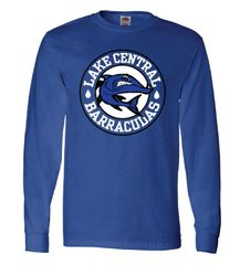 LC Barracudas Long Sleeve T-shirt