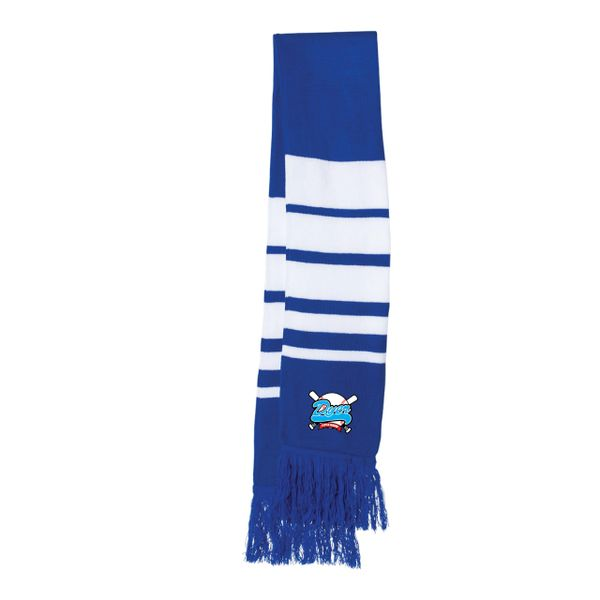 DLL Embroidered Sportsman Scarf