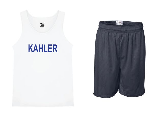 Kahler Track Uniform (Boys or Girls)
