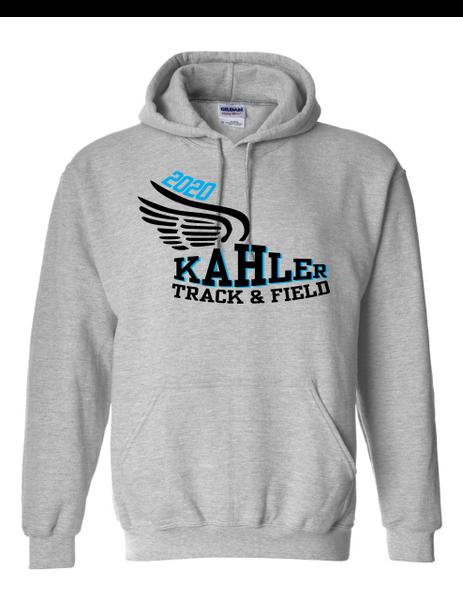 Kahler Track Hooded Sweatshirt 2020